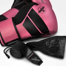 Hayabusa S4 Boxing Gloves Kit Pink