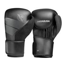Hayabusa S4 Boxing Gloves Black