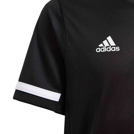 Adidas Team19 Korte Mouwen Jersey Boy