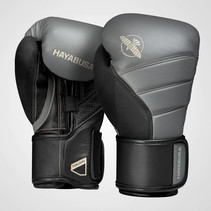 T3 BOXING GLOVES Black/Charcoal