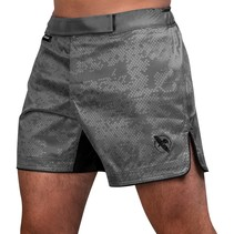 Hayabusa Hex Mid-Length Fight Shorts - Grey