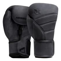 Hayabusa T3 LX Boxing Gloves Obsidian