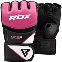 RDX F12 Roze MMA/Grappling Handschoenen