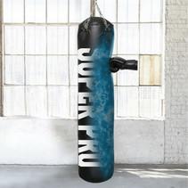 Super Pro Water-Air Punchbag 150cm Black