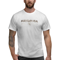 Hayabusa Metallic Logo T-shirt Wit