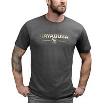Hayabusa Metallic Logo T-shirt Zwart