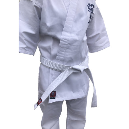 ISAMU 勇 ISAMU KIDS SHINKYOKUSHINKAI BASIC KARATE GI