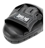 Super Pro Super Pro Combat Gear Handpads Gebogen PU Zwart/Wit