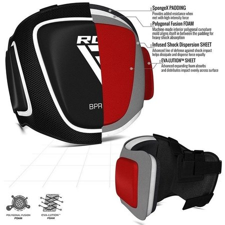 RDX SPORTS RDX T2 Coach Belly Protector