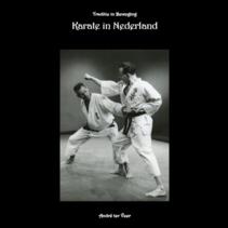 Boek 'Karate in Nederland'