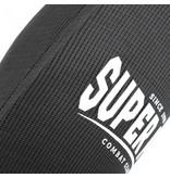Super Pro Super Pro Scheenbeschermer Defender Zwart/Wit