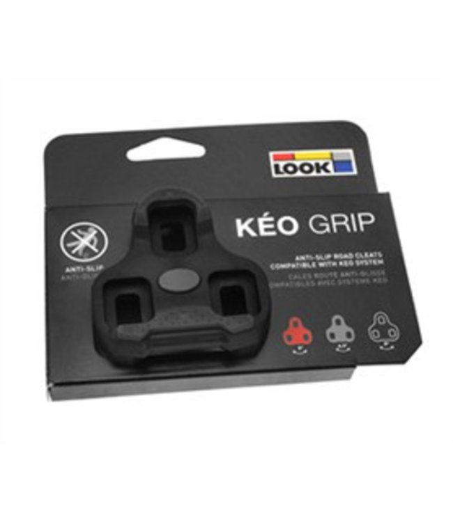 LOOK Look Keo Cleats GRIP (Black)