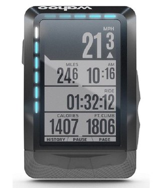 Wahoo Fitness Wahoo ELEMNT GPS Cycle Computer / Bicycle Navigation