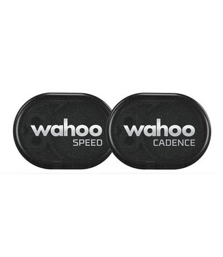 Wahoo Fitness Wahoo RPM Speed & Cadence Bundel