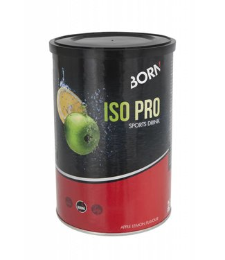 Born Geborenes Iso Pro Sports Drink (400gr) Apple - Zitrone