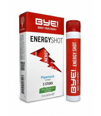 BYE! BYE Energy shot (3 pieces)