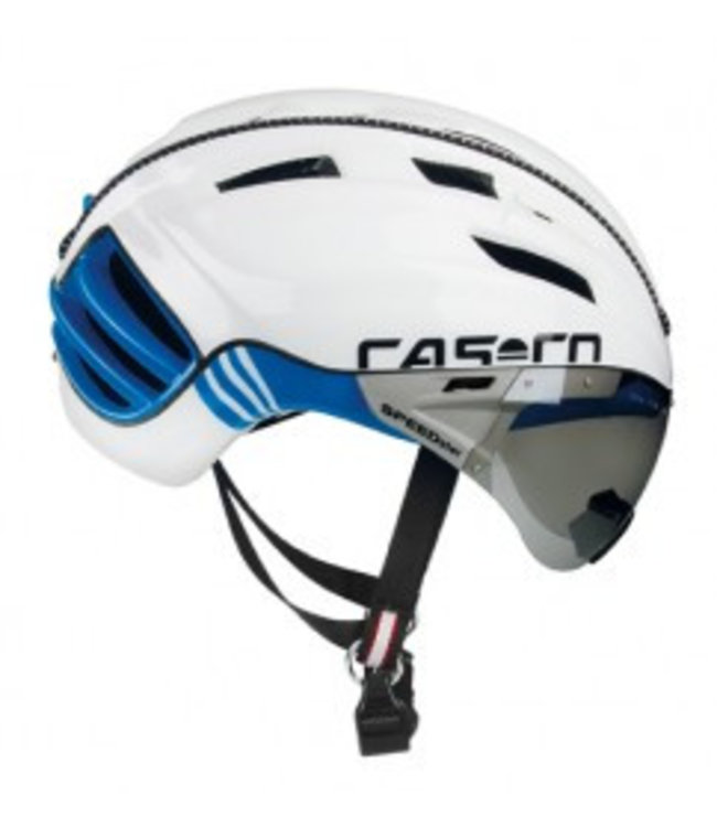 Casco Casco SPEEDster Plus White / Blue