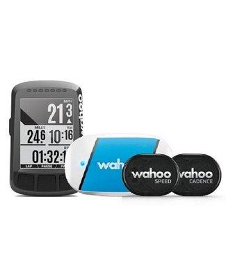 Wahoo Fitness Wahoo elemnt BOLT GPS Ordinateur de vélo / Navigation vélo - Bundle