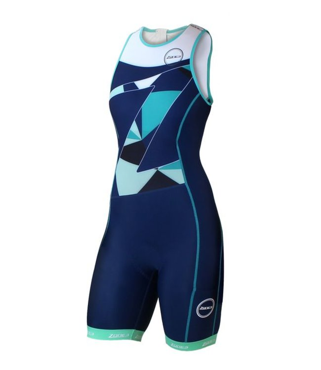 Zone3 Zone3 Womens Lava Long distance Trisuit