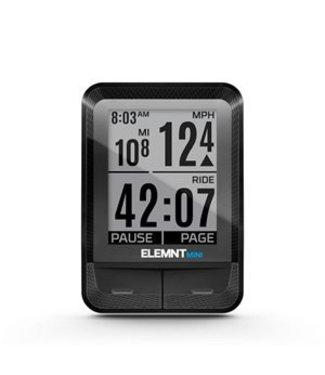 Wahoo Fitness Wahoo ELEMNT MINI Bicicleta Computadora + Velocidad RPM