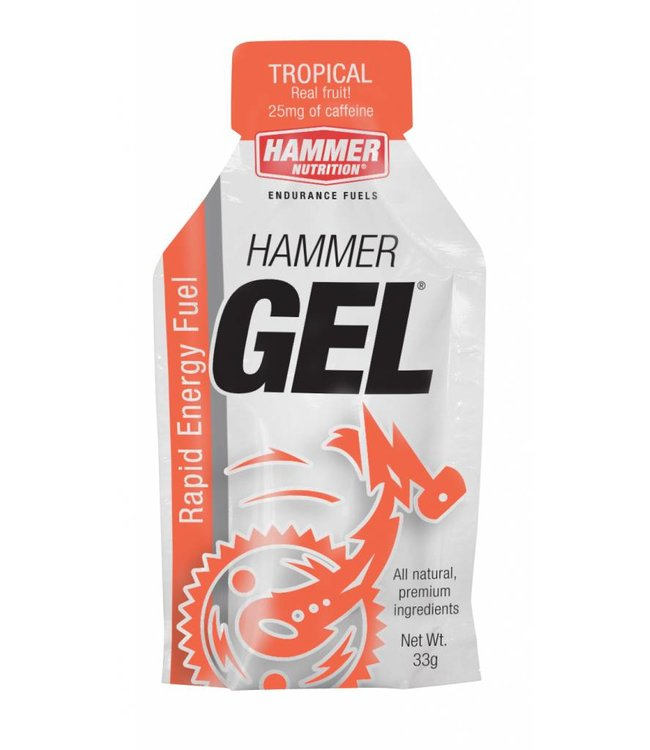 Hammer Nutrition Hammer Nutrition Gel + Cafeine  (33 gr)