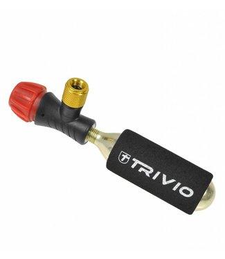 Trivio Trivio Kit - Halter mit Co2 Kartusche (16gr)