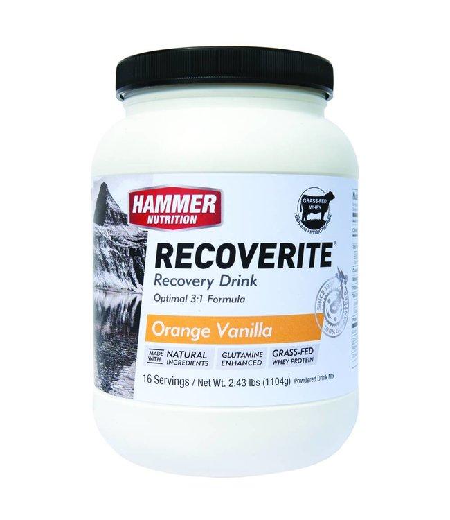 Hammer Nutrition Boisson de récupération Hammer Recoverite (784gr) - 16 portions