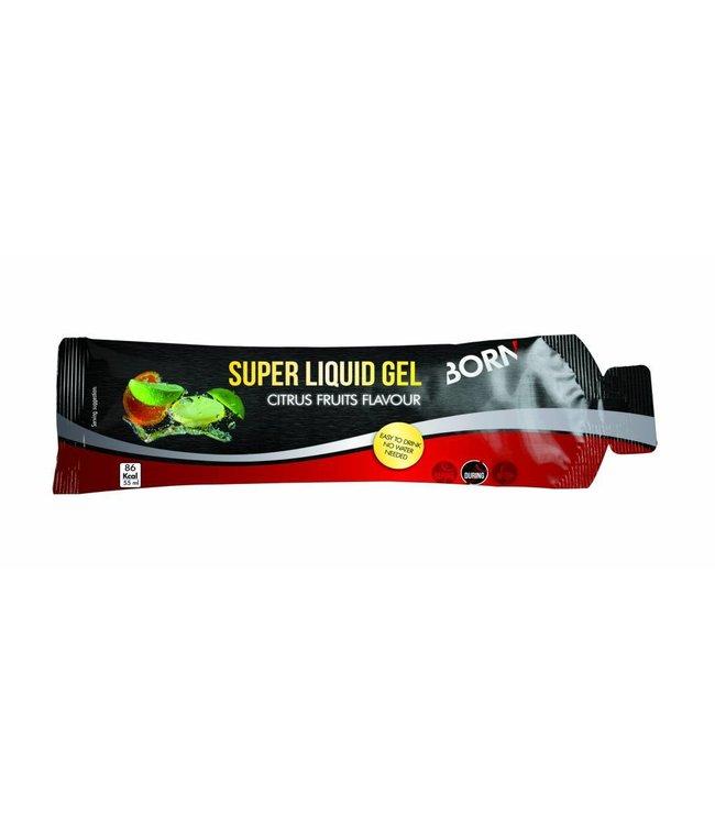 Born Born Super Gel Energetique Liquide avec Courte date