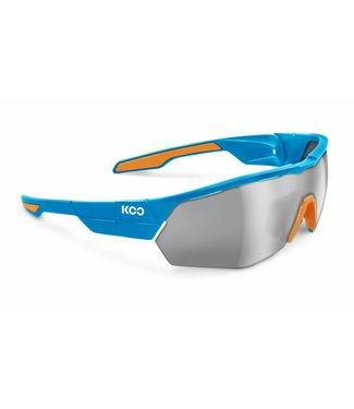 Kask Koo Kask Koo Open Cube Ciclismo Gafas Azul Naranja