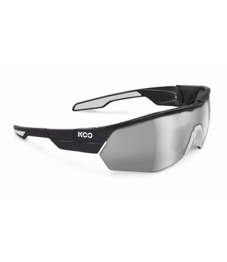 Kask Koo Koo Open Cube Black White cycling glasses