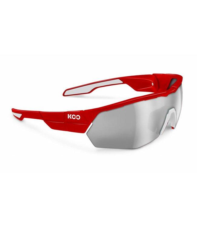 Kask Koo Gafas Koo Open Cube Rojo