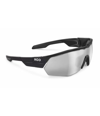 Kask Koo Koo Open Cube Black cycling glasses