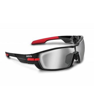 Kask Koo Kask Koo Open Ciclismo Gafas Negro Rojo