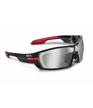 Kask Koo Kask Koo Open Radsportbrille Schwarz Rot