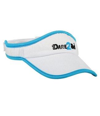 Dare2Tri Dare2Tri Visor Blanco Azul