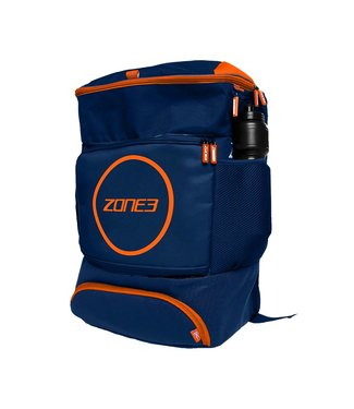 Zone3 Zone3 Transition Back Pack - Blauw/Oranje