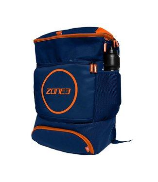 Zone3 Zone3 Transition Rugtas - Blauw/Oranje