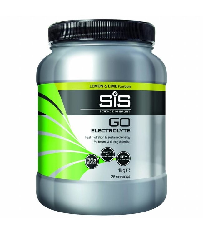 SIS (Science in Sports) SIS Electrolyte (1kg) Thirst trencher