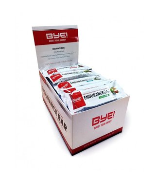 BYE! BYE! Endurance Energy Bar BOX (30 x 40gr)