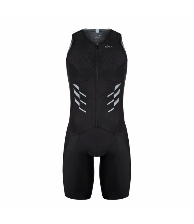 ROKA ROKA Men's Elite Aero II Sleeveless Tri Suit