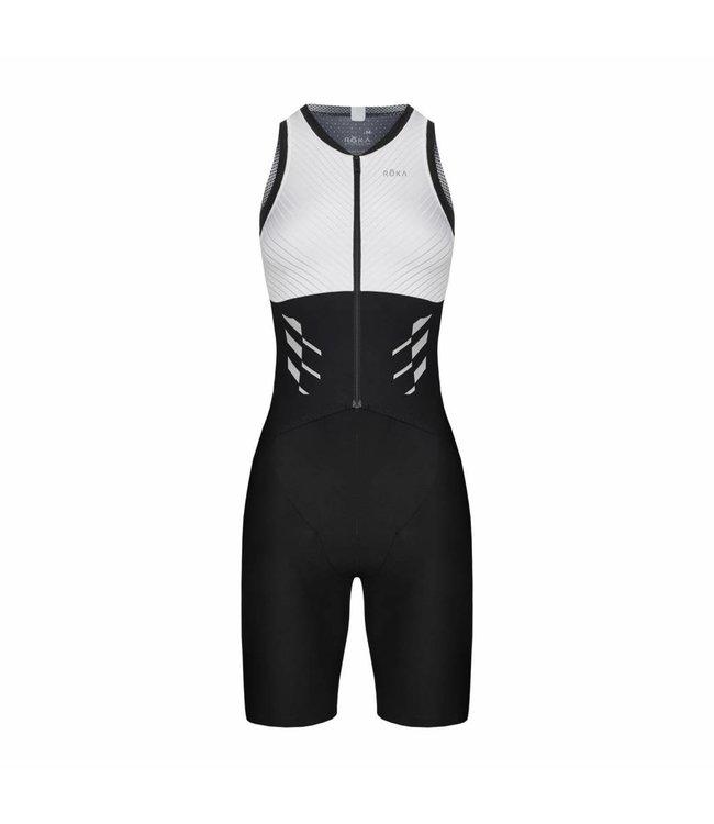 8bdefb875880a8 ROKA dames Elite Aero II Sleeveless Tri Suit - AthleteSportsWorld ...