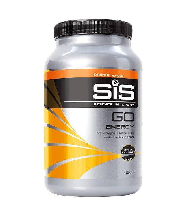 SIS (Science in Sports) SIS Go Energy (1kg) Boisson energetique