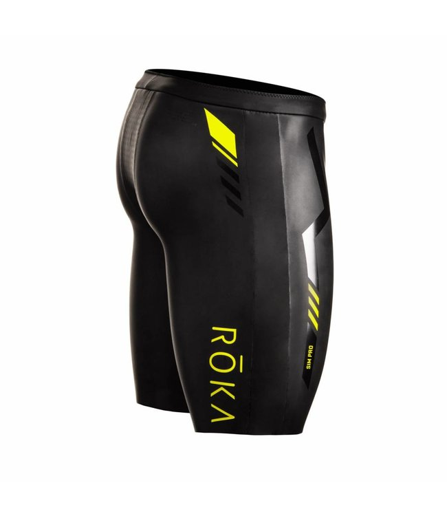 ROKA ROKA Men's SIM Pro II Neoprene Swimming Shorts