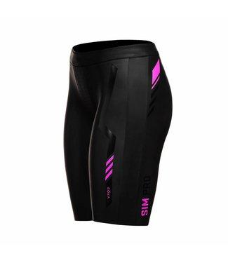 ROKA Pantalón corto de neopreno para mujer ROKA SIM Pro II