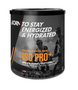 Born Born Iso Pro + Sports Drink (280gr)