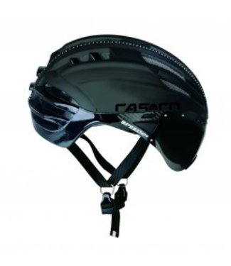 Casco Casco SpeedAiro Zwart-Zwart