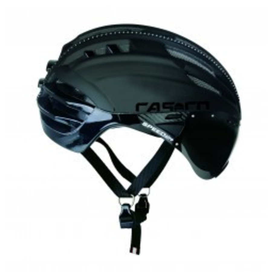 Casco SpeedAiro Black-Black-1