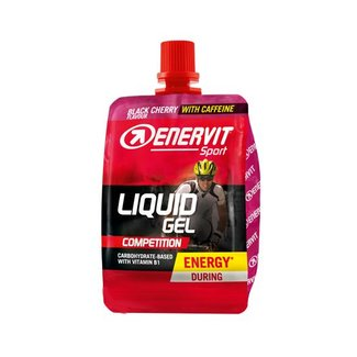 Enervit Enervit Sport Liquid Energiegel m/ cafeine (60ml)