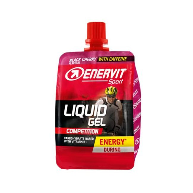Enervit Enervit Sport Liquide Energiegel avec caffeine (60ml)