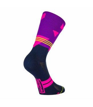 Sporcks Passo rolle Bike Classic Cycling Socks Purple